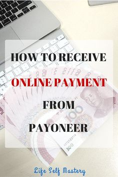 How to receive online payments from Payoneer. Payoneer is a service for receiving and sending payments. Payoneer is an excellent service for international sellers who want to do business in USA.