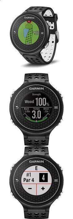 Golf Rangefinder - Rangefinders and Scopes 111289: New Garmin Approach S6 Preloaded Golf Gps Watch - Dark -> BUY IT NOW ONLY: $299.94 on eBay!