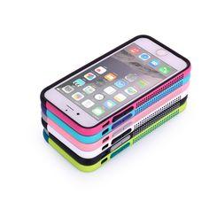 Você conhece uma capinha bumper de verdade para seu smartphone? Que tal um bumper case elegante para combinar com o incrível design de seu iphone ou seu samsung galaxy? As capas bumper são lindas,