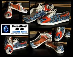 Shoe Gallery - Sports - Denver Broncos Throwback shoe (for woman)