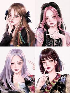 Vkook Memes, Blackpink Memes, Blackpink Poster, Lisa Blackpink Wallpaper, Kpop Drawings, Kim Jisoo, Blackpink Video, Black Pink Kpop, Wow Art