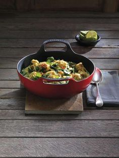 Le Creuset Cast Iron Balti Dish