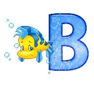 Oh my Alfabetos!: Alfabeto de Flounder triste.