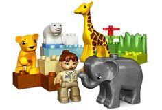 4962: Baby Zoo  Duplo/LEGO Ville, 2006