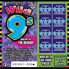 Wild 9s
