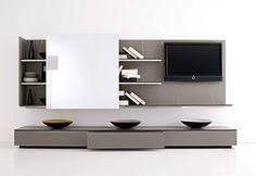 B Italia: PAB TV-furniture