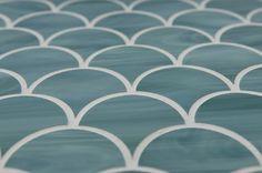 Art Glass Tiles by Edgewater Studio, via Flickr