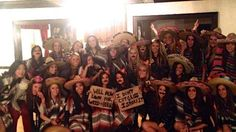 Penn State Sorority Apologizes for Holding a Mexican-Themed Party around Halloween.