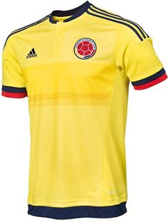 Colombia 2015 Copa América Kits Revealed - Footy Headlines
