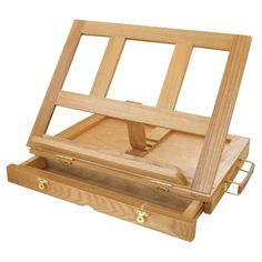Amazon.com: The Marquis Artists Desk Easel (13-1/4 in w x 10 in H x 2-3/4 in D )