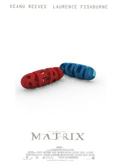The Matrix - Alternative, Minimalist Poster by ~3ftDeep on deviantART