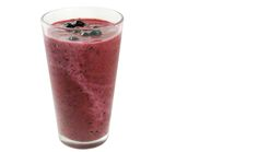 Berry Good Smoothie. The perfect after-school treat--jazzed up with REAL fruit to keep everyone happy!