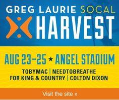 SoCal Harvest Fest Aug 23-25 Angel Stadium Everyone Welcome :) God Bless! http://www.harvest.org/crusades/2013/anaheim/