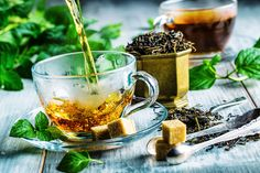 Does Decaffeinated Green Tea Work For Dehydrated Skin?