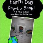 Earth Day hands-on writing activity (3-D) to create great Earth Day artifacts! Fun, easy, and unique to your taste!  Completely original, and uniqu...