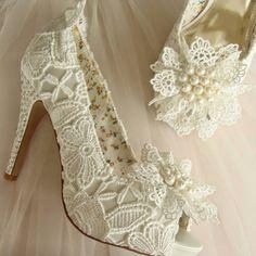 Ivory Wedding Shoes Styles vbcmz
