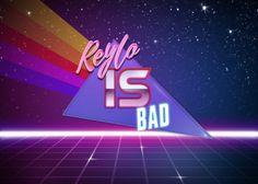 rey is a lesbian