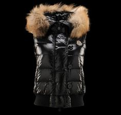 #New Black Moncler Tarn Vest for Women  Coats Women  #2dayslook #fashion #nice #Coats #Women  www.2dayslook.com  Repin, Share, Like Thank You :)