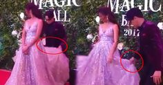 Daniel Padilla and Kathryn Bernardo are some of most awaited celebrities on the red carpet of Star Magic Ball Each year, people are waiting to see how Kathryn and Daniel would look like in Star Magic Ball, Daniel Padilla, Philippine News, Kathryn Bernardo, Red Carpet, Dj, Stars, Celebrities, Videos