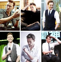 Tom and those rolled up sleeves.....Ashley I know you will appreciate this as much as I do :)