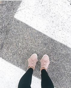 Think pink  in #JSlides Beauty sneakers