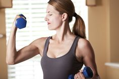 How to Ditch Arm Flab For Good - sdominick/Getty Images Healthy Beauty, Health And Beauty Tips, Health And Wellness, Fitness Diet, Health Fitness, Fitness Fun, Arm Flab, Lose Arm Fat, Get Healthy