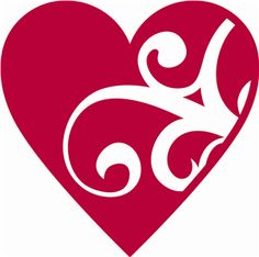 Download Free SVG   Hearts (The site it's from has loads of free ...