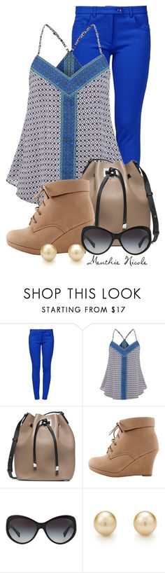 """calabria"" by menthienicole ❤ liked on Polyvore featuring Boutique Moschino, maurices, Michael Kors and Tiffany & Co."