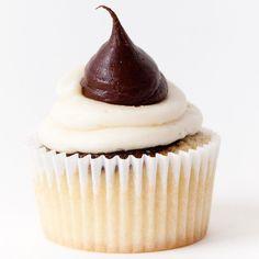Black-Eyed-Susan Cupcake