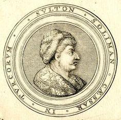 1. Süleyman, Kanuni 1520 - 1566
