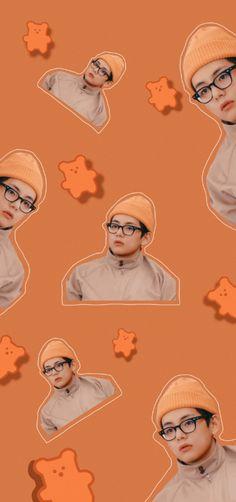Bts Wallpaper Lyrics, Bts Wallpaper Desktop, Cute Wallpapers, Kim Taehyung Funny, V Taehyung, Bts Jungkook, Taehyung Photoshoot, Bts Korea, Bts Lockscreen