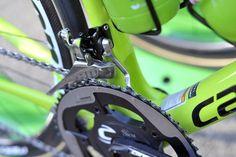 Gallery: Paris-Roubaix tech is all about the details. Cannondale chain catcher