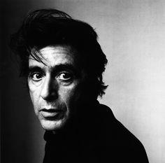 Irving Penn - Al Pacino