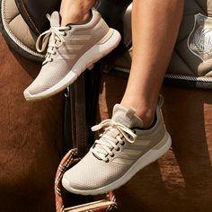 reputable site 2acca d9110 Fitnessschuh LITE RACER CLN von adidas in beige - DEICHMANN