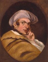 After John Hamilton Mortimer 'Self-Portrait', date not known