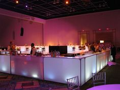 Ronen Rental // Event Decor // Event Furniture Rental // Miami