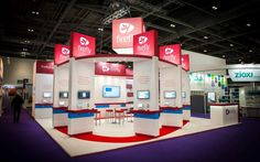 Custom Exhibition Stand Years : Best custom exhibition stands images
