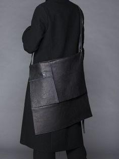 leather bag #NaaiAntwerp