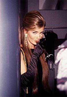 Paulina Porizkova, 1990