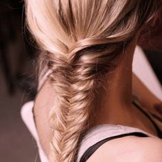 fishbraid.. so simple