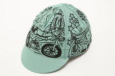 casquette de cyclisme Nixon édition limitée / par ShopDisamare