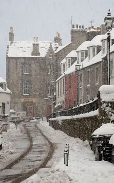 South Queensferry ~ Edinburgh, Scotland