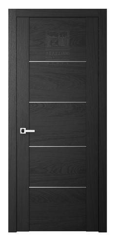 Arazzinni Quadro Q6013 Interior Door Black Oak