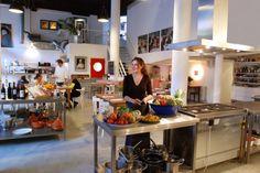 Kookplein - Den Haag  Nice restaurant for lunch or cooking classes.