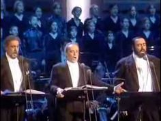 The Three Tenors   Christmas Concert Viena 1999), full