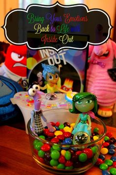 Growing up can be hard, so I've created a fun famiy game that will help you bring your emotions back to life with Disney's Inside Out. #InsideOutEmotions #ad