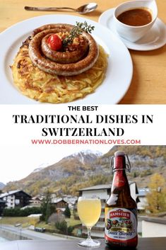 Best Swiss Food: 20 Must Try Traditional Dishes in Switzerland Swiss Recipes, Breakfast Bowls, Breakfast Ideas, Unique Recipes, Ethnic Recipes, A Food, Cooking Food, Swiss Fondue, International Recipes