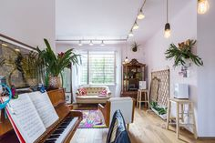 """Exotic and showy in a transient way that only makes their colorful bursts all the more exciting, bromeliads are well-known but not over played in interiors. While they're often """"throw-away"""" plants given as gifts, one bromeliad can leave a long legacy in your home. Here's how."""