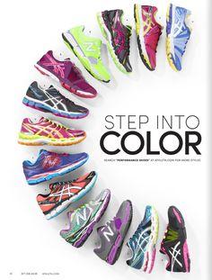Athleta Catalog 2013