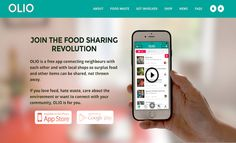 Food sharing app OLIO clinches $2.2m   Startups.co.uk